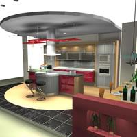 , KitchenDraw — проектируем кухни