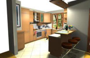 , Современная кухонная мебель