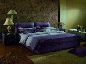 , Цветовое оформление спальни