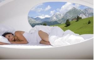, Кровать с эффектом омоложения