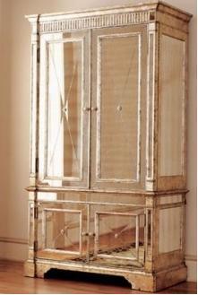 , Мебель с зеркальным отражением