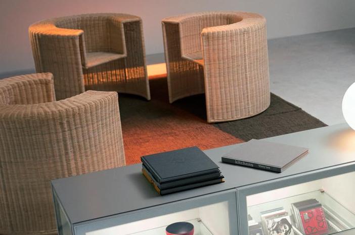 , Мебель из ротанга