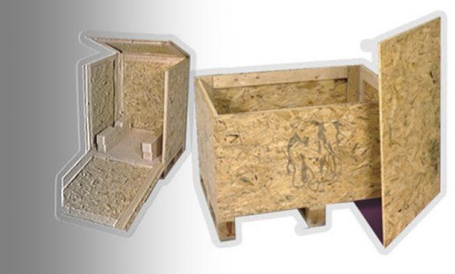 , OSB и мебель