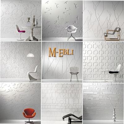 , Декоративные пластиковые панели для стен
