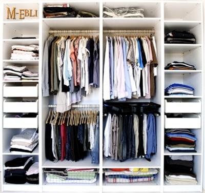 3-garderob