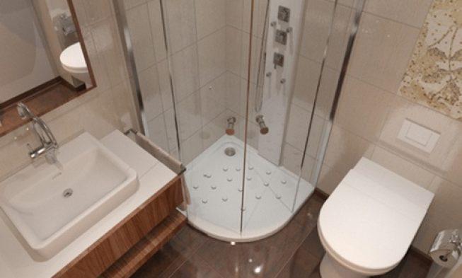 , Основные принципы эффективного использования пространства небольшой ванной комнаты