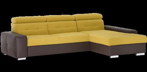 диван с полками