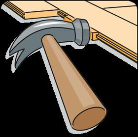 деревянный пол замена