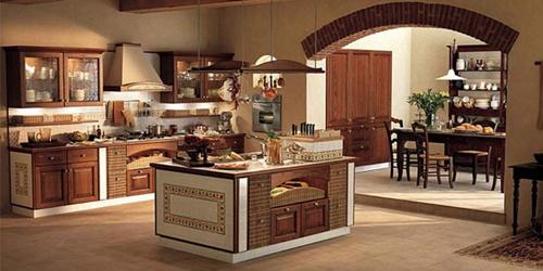 кухня классик и прованс
