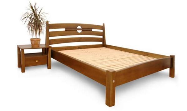 , Особенности кроватей из массива древесины