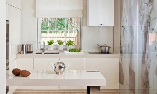 , Как сделать маленькую кухню функциональной
