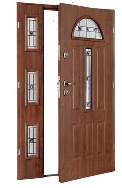 , Как установить входную дверь из массива