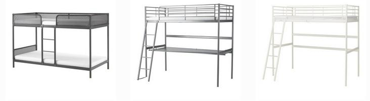 , Купить двухъярусную кровать Икеи стоит каждому человеку!