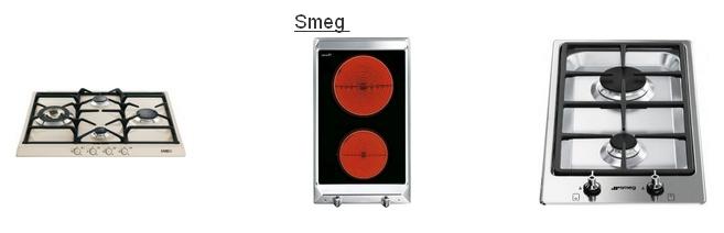 , Встраиваемая газовая плита Smeg: как сделать правильный выбор