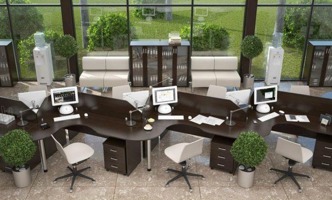 , Что можно отнести к особенностям офисной мебели?