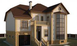 , Оформление фасада дома цветами