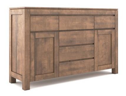 Интерьер мебель из натурального дерева