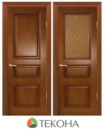 Двери тёмные
